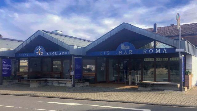 Eis Bar Roma